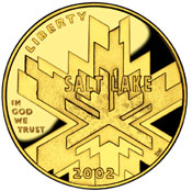 Gold Commemorative